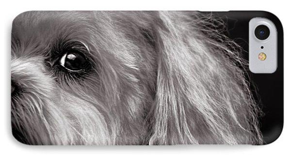 The Dog Next Door IPhone Case