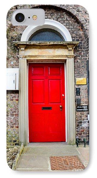 The Door To James Herriot's World IPhone Case