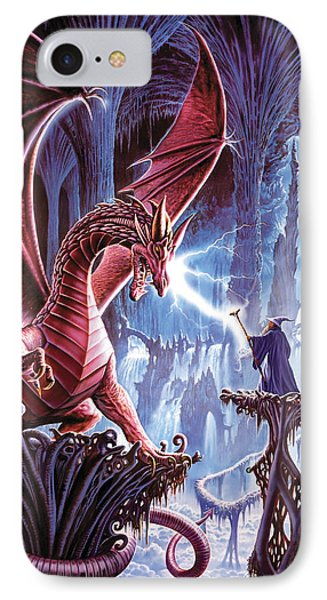 The Dragons Lair IPhone Case