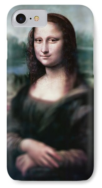 The Dream Of The Mona Lisa IPhone Case