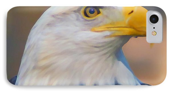 The Eagle Has Landed IPhone Case
