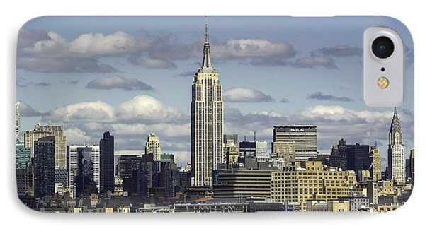The Empire State Building 2 IPhone Case