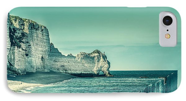 French iPhone 8 Case - The End by Marcus Hennen