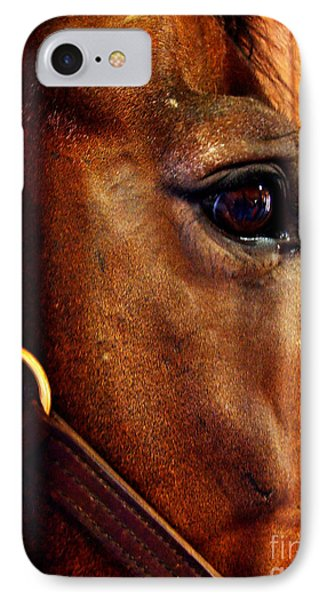 The Eye Of A Champion Da Hoss IPhone Case