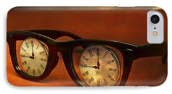 The Eyes Of Time IPhone Case