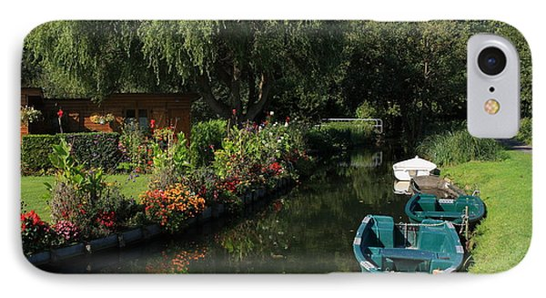 The Floating Gardens IPhone Case