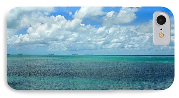 The Florida Keys IPhone Case