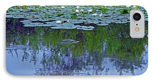 The Forest Beneath The Lilypads IPhone Case