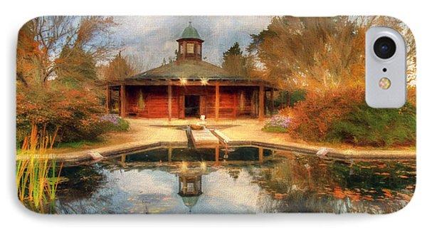 The Garden Pavilion IPhone Case