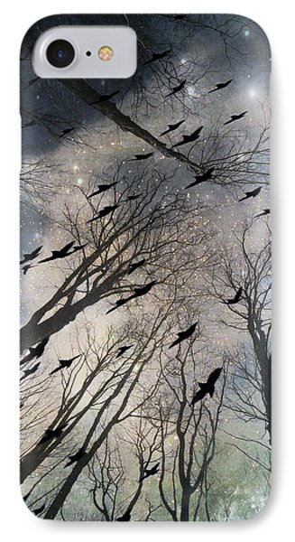 The Grandiose Flight Of The Wayward Ravens IPhone Case
