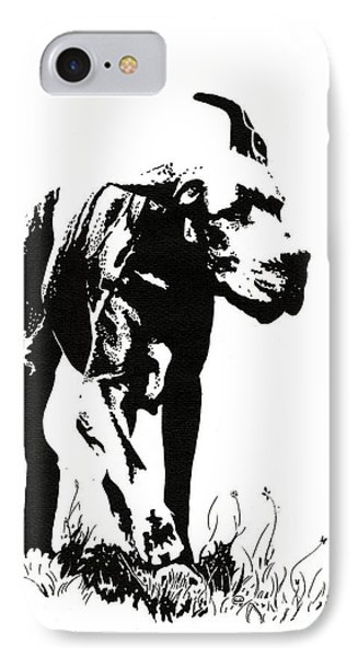 The Great Dane IPhone Case