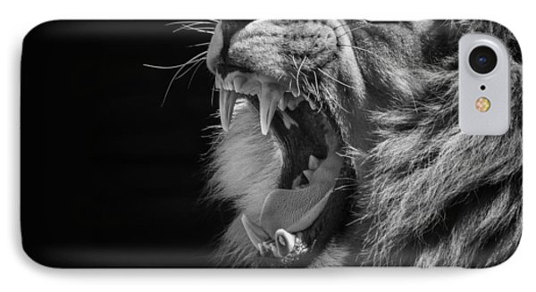 The Growl IPhone Case