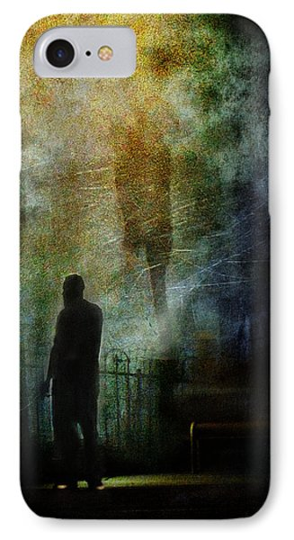 The Haunting Chill IPhone Case