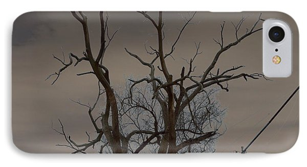 The Haunting Tree IPhone Case