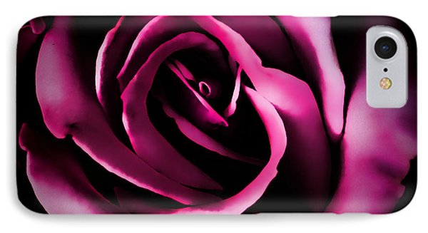 The Heart Of A Rose IPhone Case