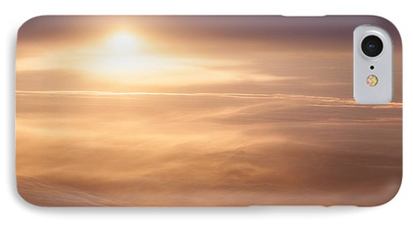 High Altitude Sunset  IPhone Case