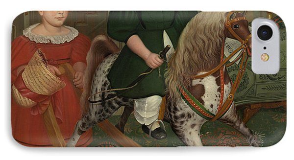 The Hobby Horse IPhone Case