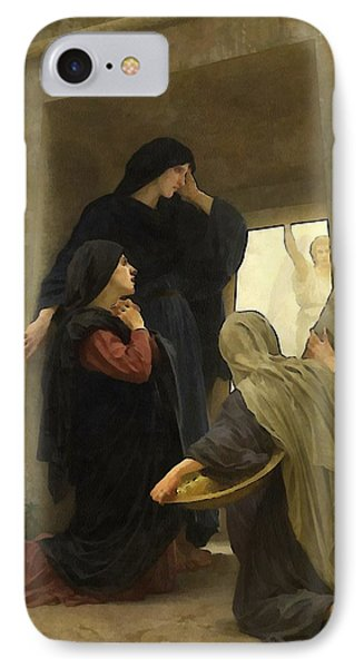 The Holy Women At The Tomb IPhone Case