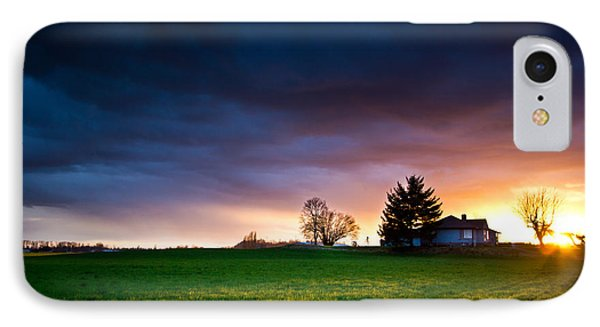 The House Of The Rising Sun IPhone Case