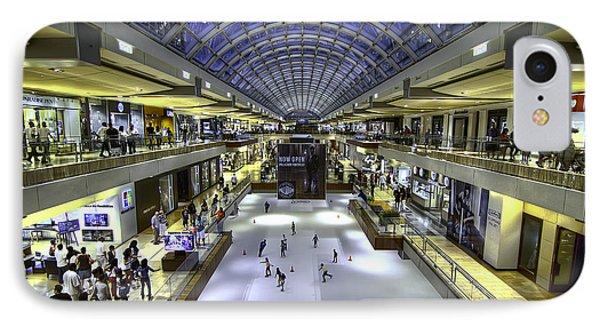 The Houston Galleria IPhone Case