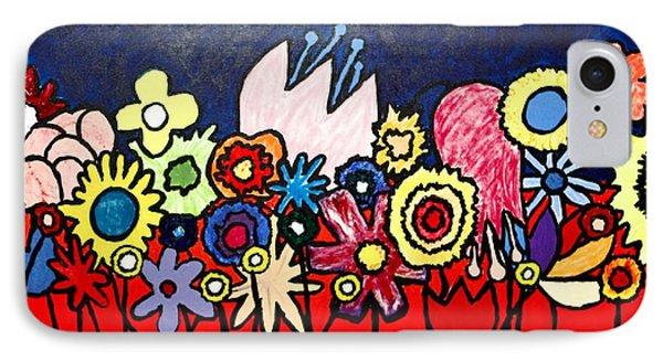 The Ideal Flower Garden IPhone Case