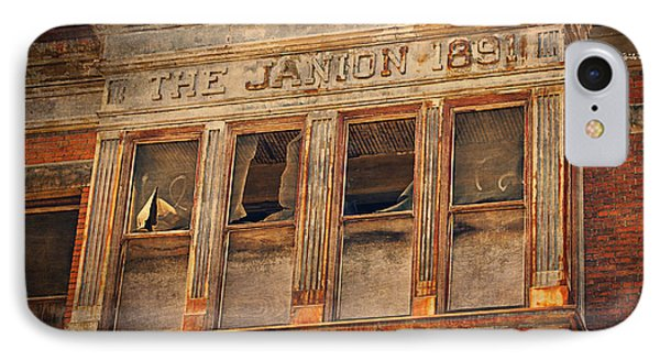 The Janion 1891  IPhone Case