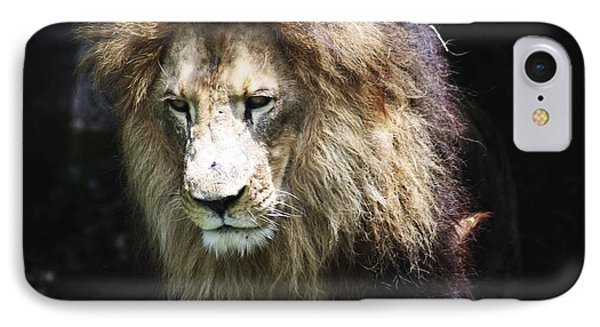 The King In The Shadows IPhone Case