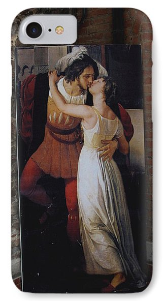 The Kiss Of Romeo And Julieta IPhone Case