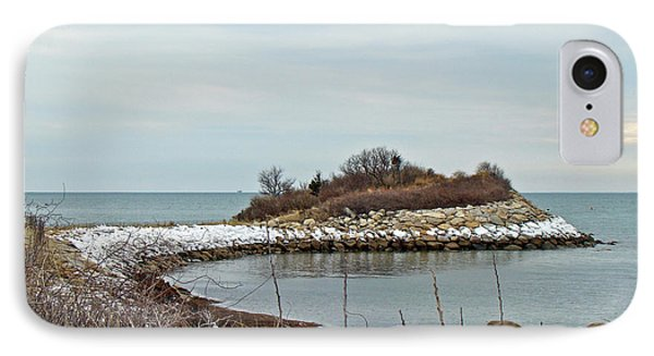 iPhone 8 Case - The Knob - Quissett - Cape Cod by Mother Nature