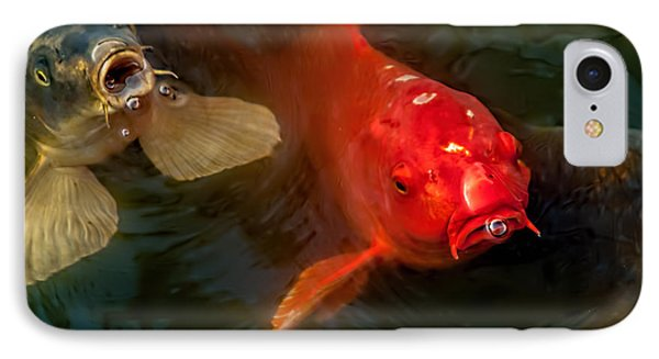 The Koi IPhone Case