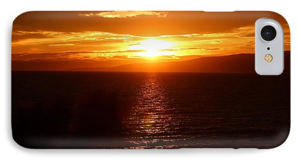 The Land Of The Mid Night Sun IPhone Case