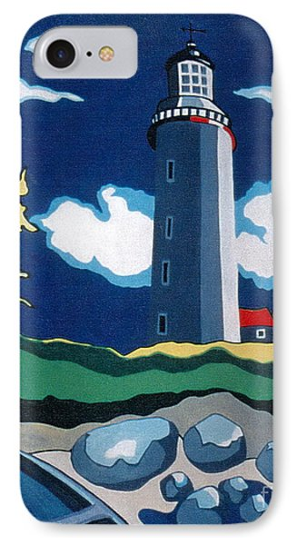 The Lighthhouse IPhone Case