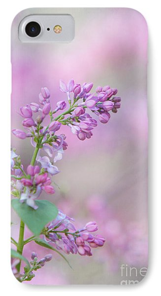 The Lilac IPhone Case