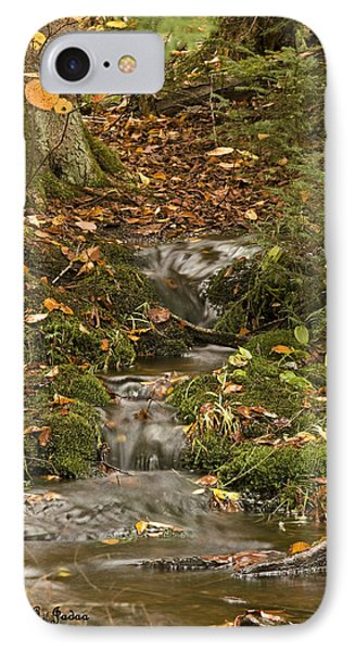The Little Brook That Could IPhone Case