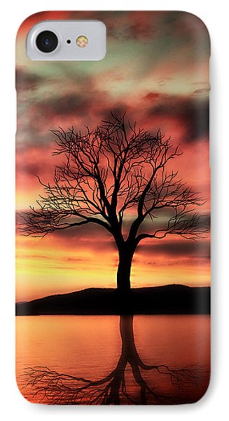 The Memory Tree IPhone Case