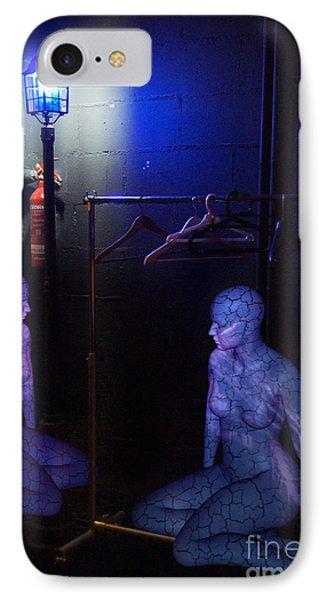 The Mermaids Dresser IPhone Case