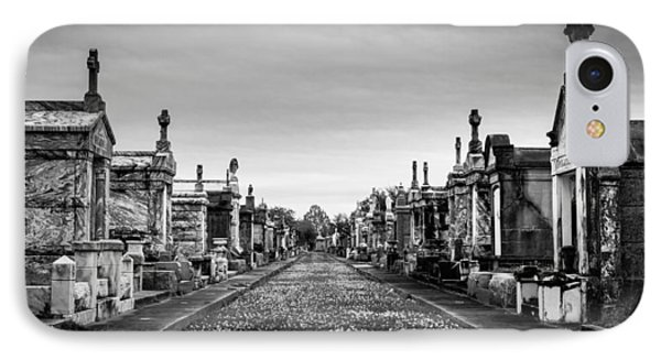 The Metairie Cemetery IPhone Case