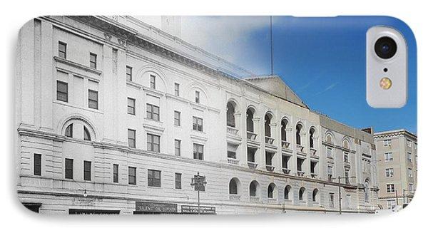 The Metropolitan Opera House IPhone Case