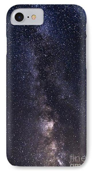 The Milky Way From Phippsburg Maine Usa IPhone Case