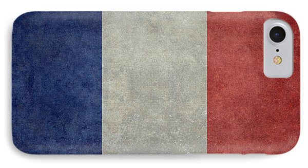 The National Flag Of France IPhone Case