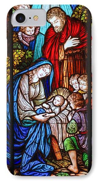 The Nativity IPhone Case