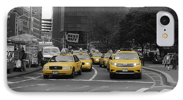 The New York Cabs IPhone Case