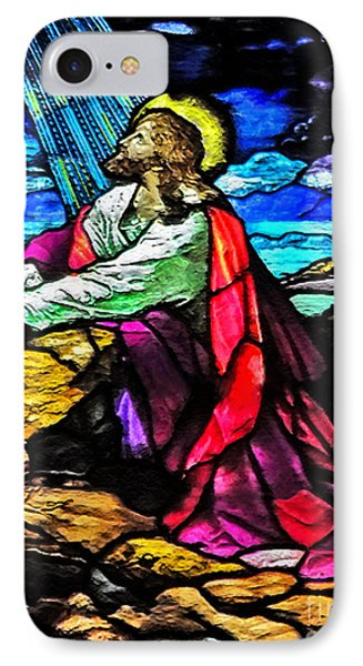 The Night Before The Cross IPhone Case