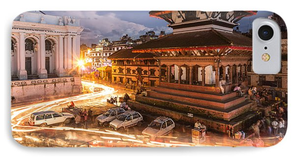 The Nights Of Stunning Kathmandu IPhone Case