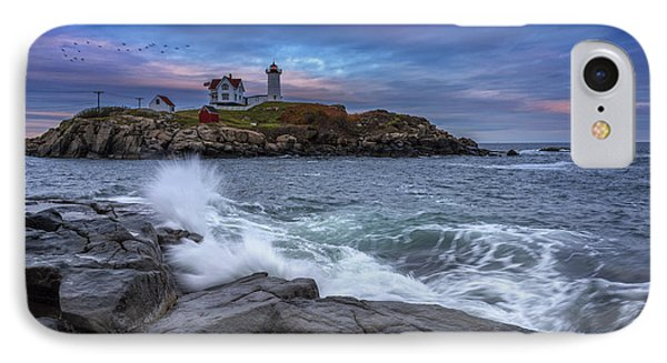 The Nubble In Color IPhone Case
