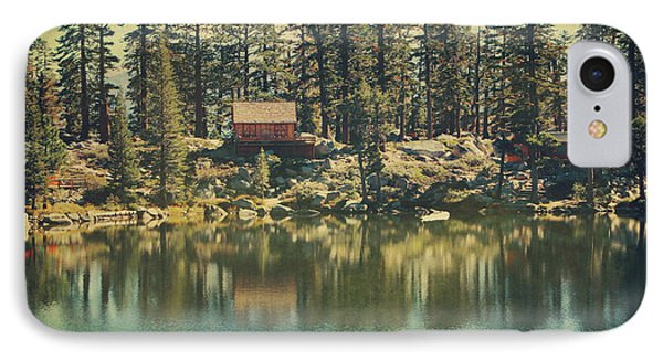 The Old Days By The Lake IPhone Case