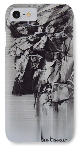 The Old Man Of The Mountain IPhone Case