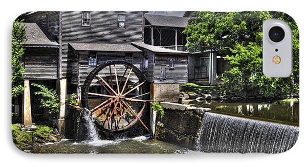 The Old Mill Restaurant IPhone Case