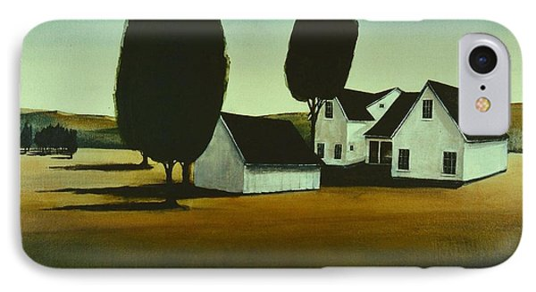 The Parson's House IPhone Case