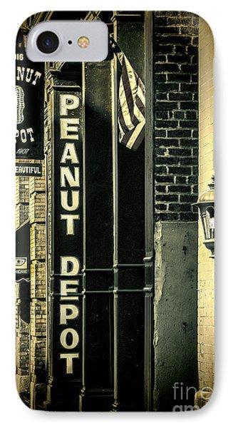 The Peanut Depot IPhone Case